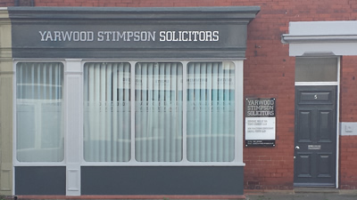 Yarwood Stimpson, solicitors